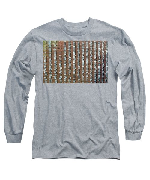 Canal Reflections 4 Long Sleeve T-Shirt