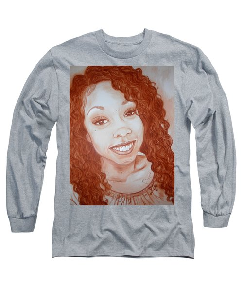 Candace Long Sleeve T-Shirt by Jenny Pickens
