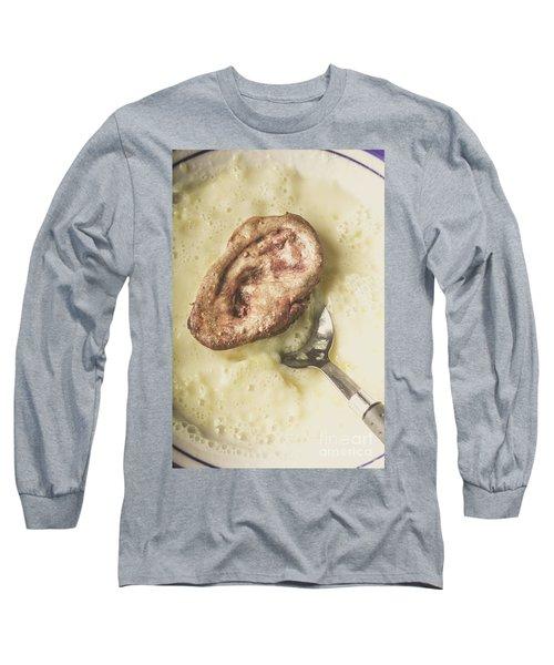 Cannibal Custard Long Sleeve T-Shirt