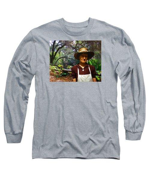 Canyon Woman Long Sleeve T-Shirt