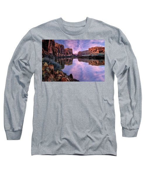 Canyonlands Sunset Long Sleeve T-Shirt