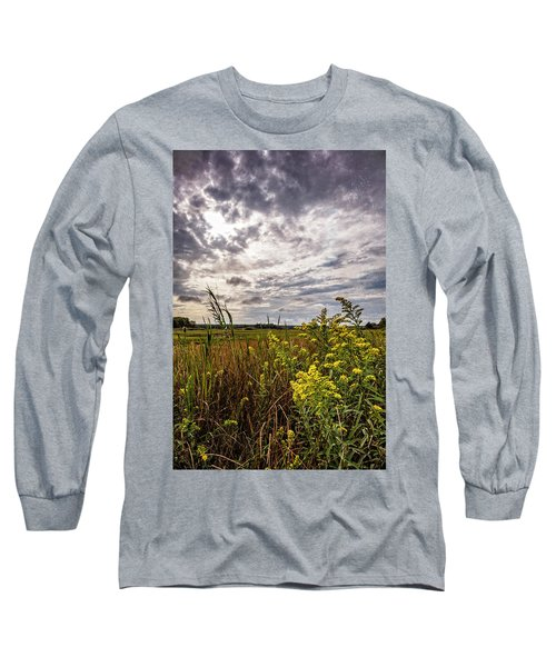 Cape Cod Marsh 4 Long Sleeve T-Shirt