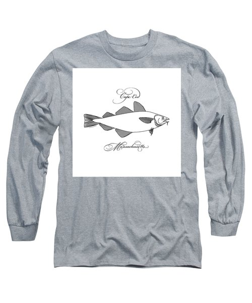 Cape Cod Long Sleeve T-Shirt