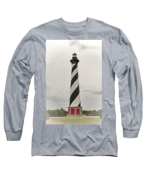Cape Hatteras Light Long Sleeve T-Shirt