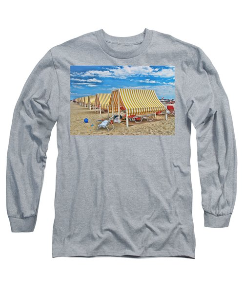 Cape May Cabanas 2 Long Sleeve T-Shirt