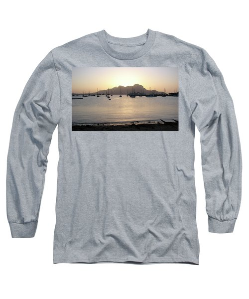 Cape Verde Sunset Long Sleeve T-Shirt