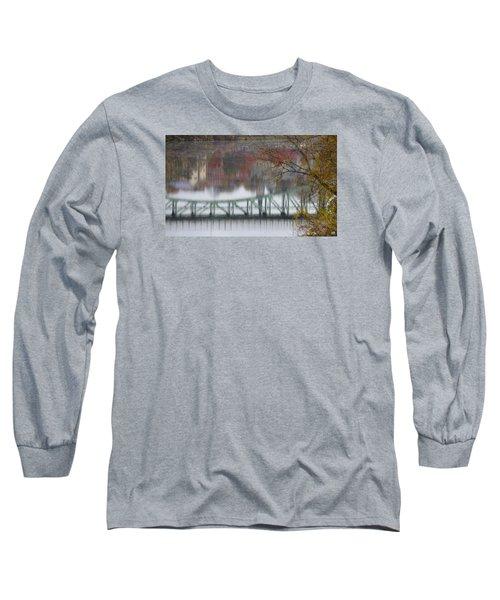 Capital Reflection Long Sleeve T-Shirt