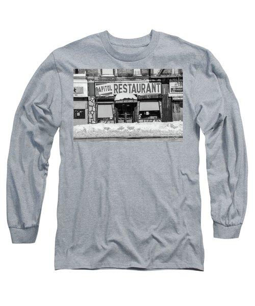 Capitol Restaurant Long Sleeve T-Shirt