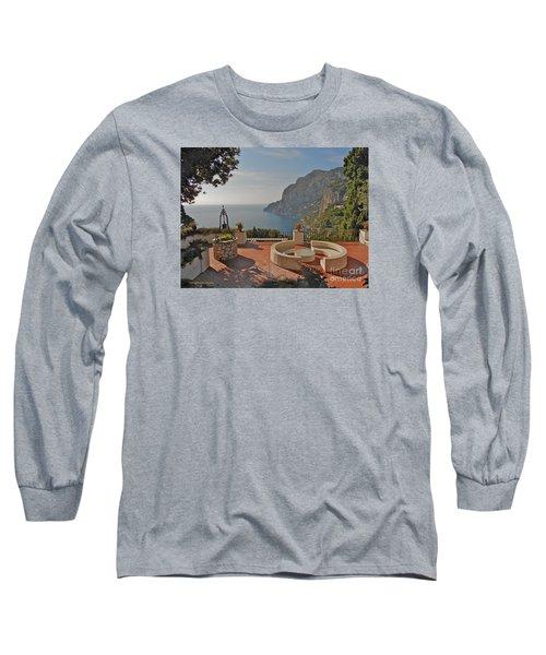 Capri Panorama Long Sleeve T-Shirt
