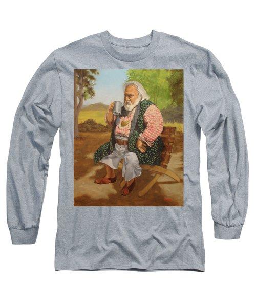 Captain Terry Long Sleeve T-Shirt