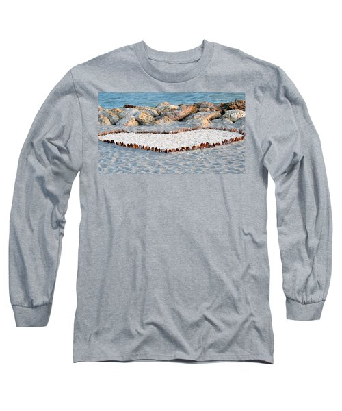 Captiva Love Long Sleeve T-Shirt