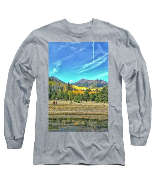Captured Long Sleeve T-Shirt by Tom Kelly