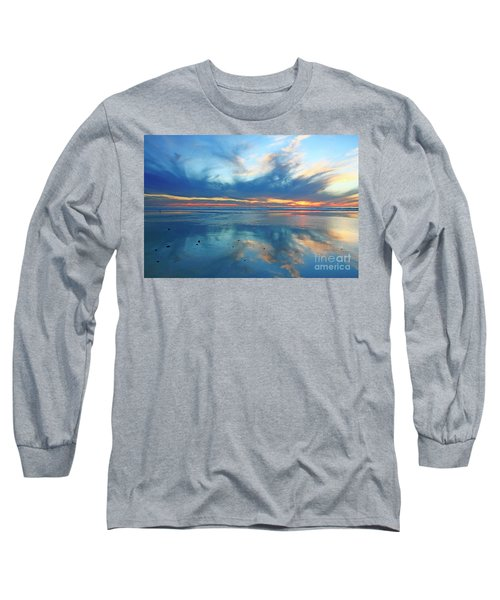 San Elijo Sky Long Sleeve T-Shirt