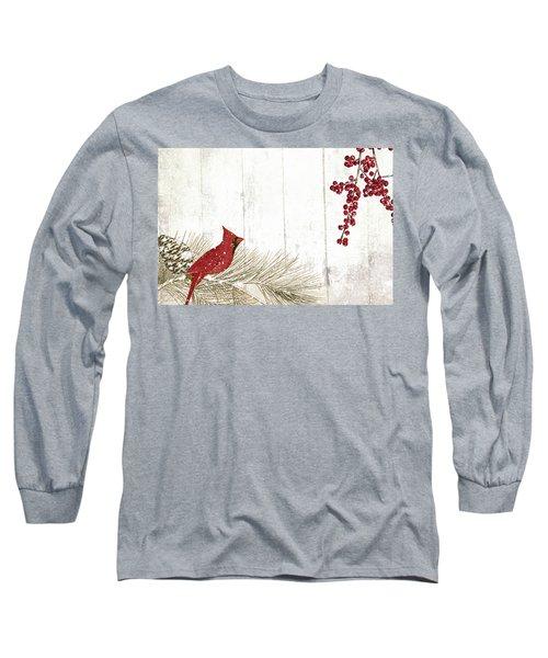 Cardinal Holiday IIi Long Sleeve T-Shirt
