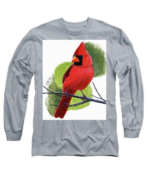Cardinal1 Long Sleeve T-Shirt