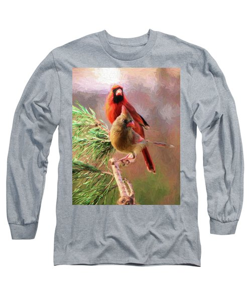 Cardinals2 Long Sleeve T-Shirt