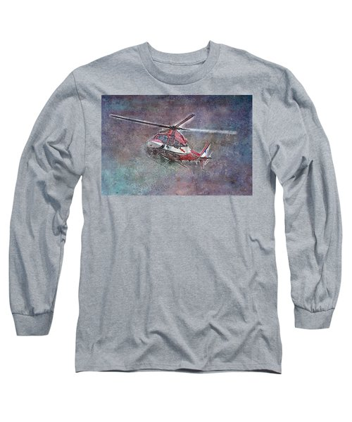 Care Flight Long Sleeve T-Shirt
