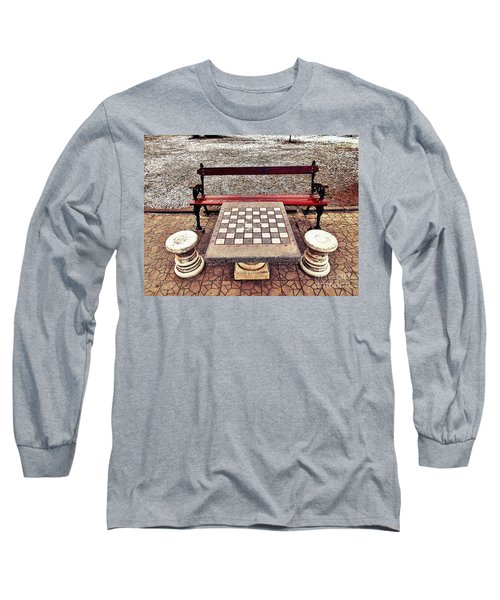 Care For A Game Of Chess? Long Sleeve T-Shirt