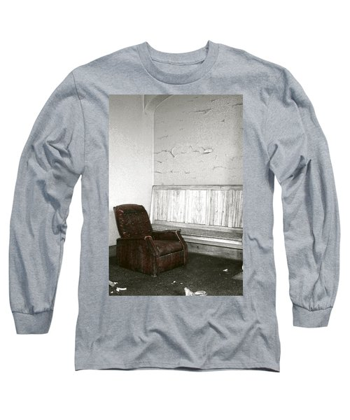 Care To Relax? Long Sleeve T-Shirt