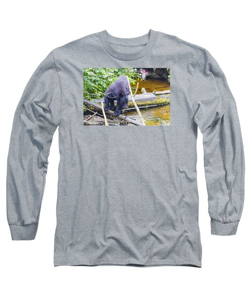 Careful Now Long Sleeve T-Shirt
