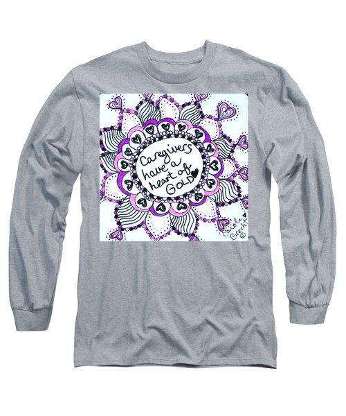 Caregiver Sun Long Sleeve T-Shirt