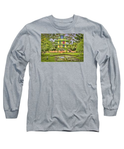 Caribbean Home Long Sleeve T-Shirt