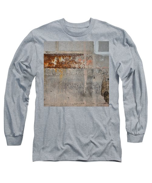 Carlton 16 Concrete Mortar And Rust Long Sleeve T-Shirt