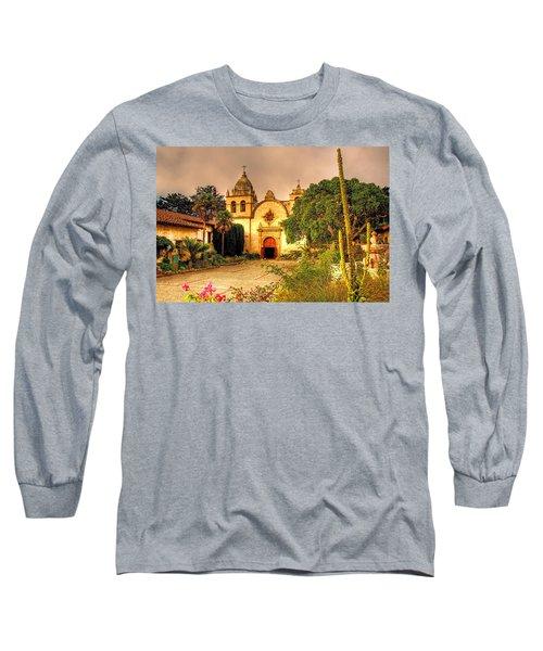 Carmel Mission Long Sleeve T-Shirt