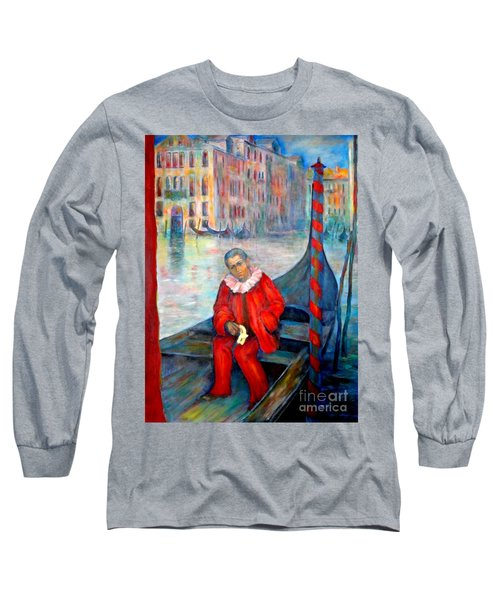 Carnaval In Venice Long Sleeve T-Shirt