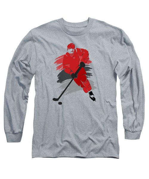 Carolina Hurricanes Player Shirt Long Sleeve T-Shirt