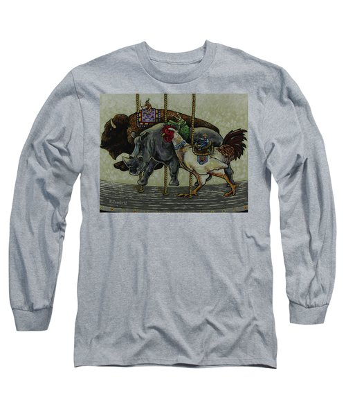 Carousel Kids 1 Long Sleeve T-Shirt