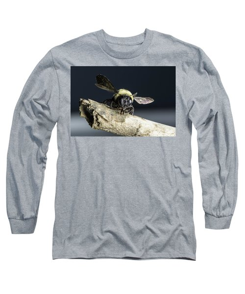 Carpenter Bee Long Sleeve T-Shirt