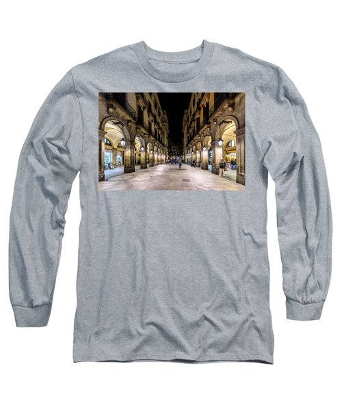 Carrer De Colom Long Sleeve T-Shirt