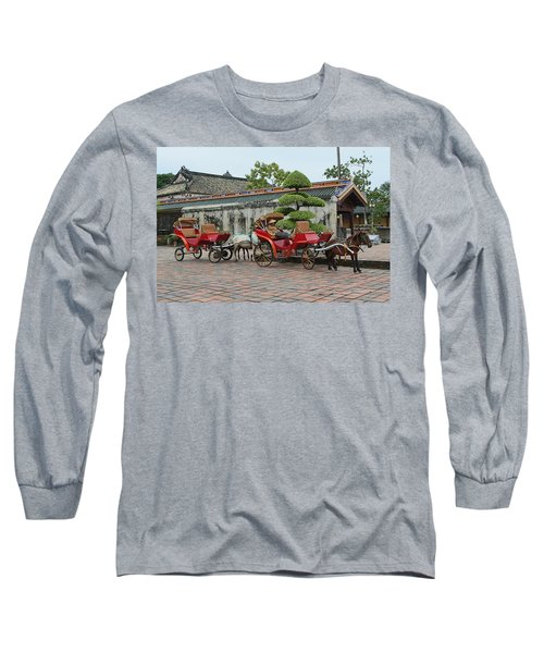 Carriage Rides Long Sleeve T-Shirt