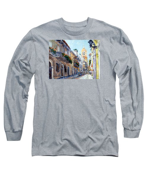 Cartagena Colombia Long Sleeve T-Shirt