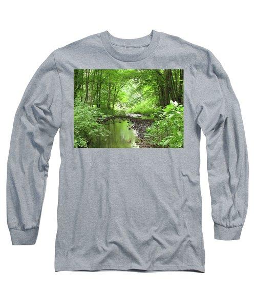 Carver Creek Long Sleeve T-Shirt by Kimberly Mackowski