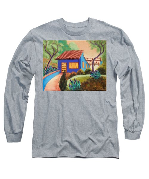 Casa Azul Long Sleeve T-Shirt