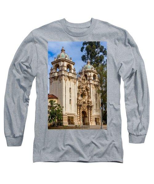 Casa Del Prado Theatre Long Sleeve T-Shirt