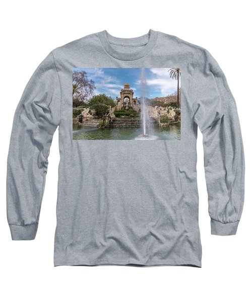 Cascada Monumental Long Sleeve T-Shirt