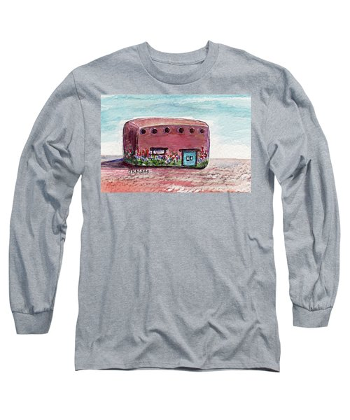 Case Pastel De Ludwig Long Sleeve T-Shirt