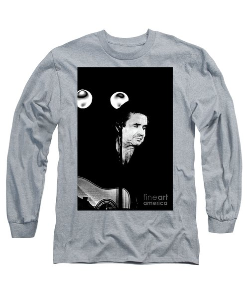 Long Sleeve T-Shirt featuring the photograph Cash by Paul W Faust - Impressions of Light