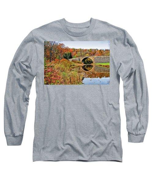 Casselman River Bridge Long Sleeve T-Shirt
