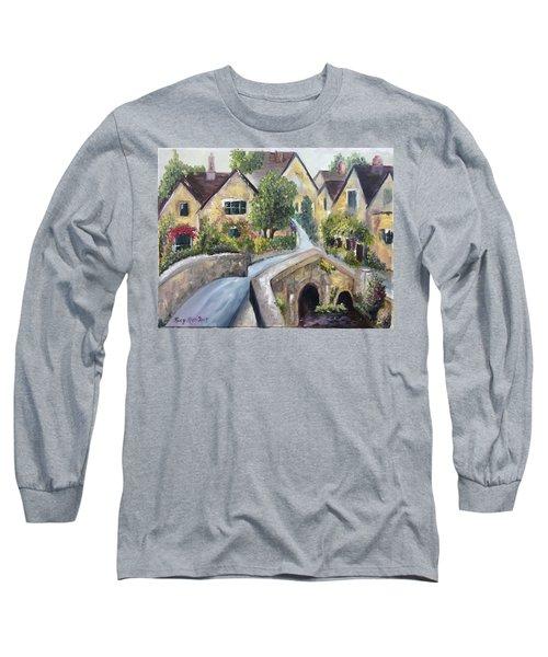 Castle Combe Long Sleeve T-Shirt