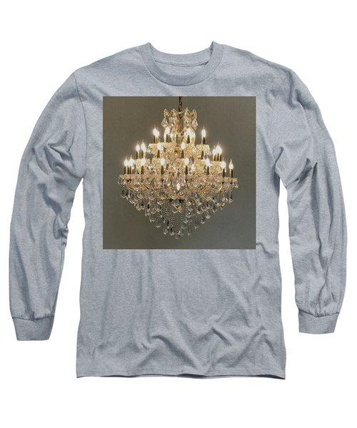 Castle Dining Room Long Sleeve T-Shirt