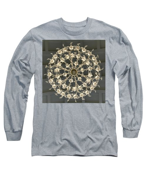 Castle Front Hall 02 Long Sleeve T-Shirt