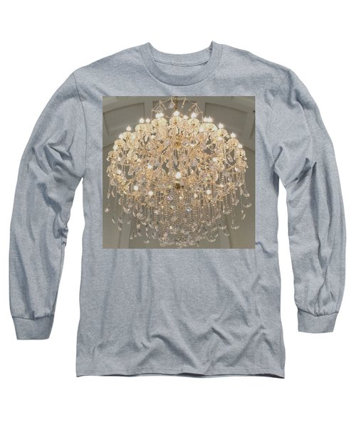 Castle Front Hall 01 Long Sleeve T-Shirt
