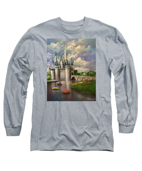 Castle Of Dreams Long Sleeve T-Shirt