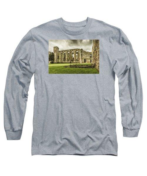 Castle Ruins Long Sleeve T-Shirt