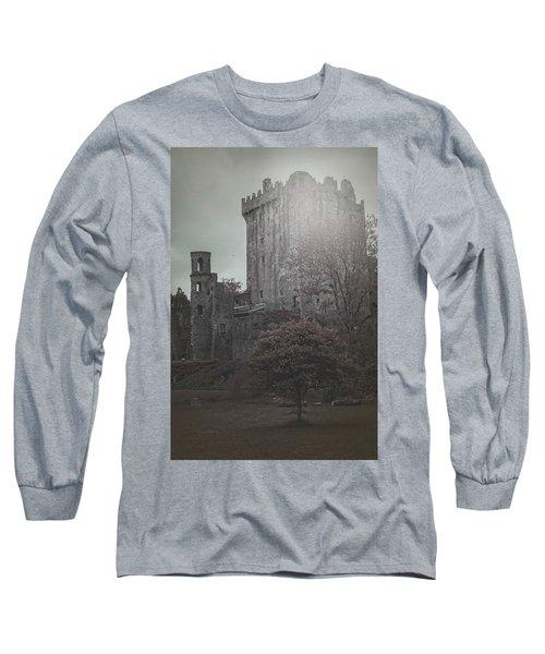 Castle Vignette Long Sleeve T-Shirt