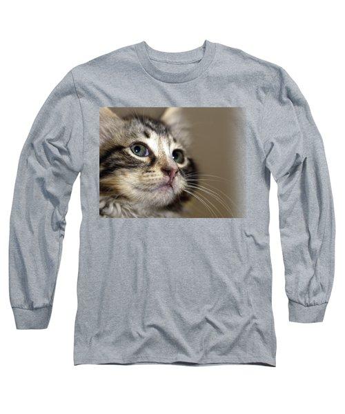 Cat T-shirt 2 Long Sleeve T-Shirt